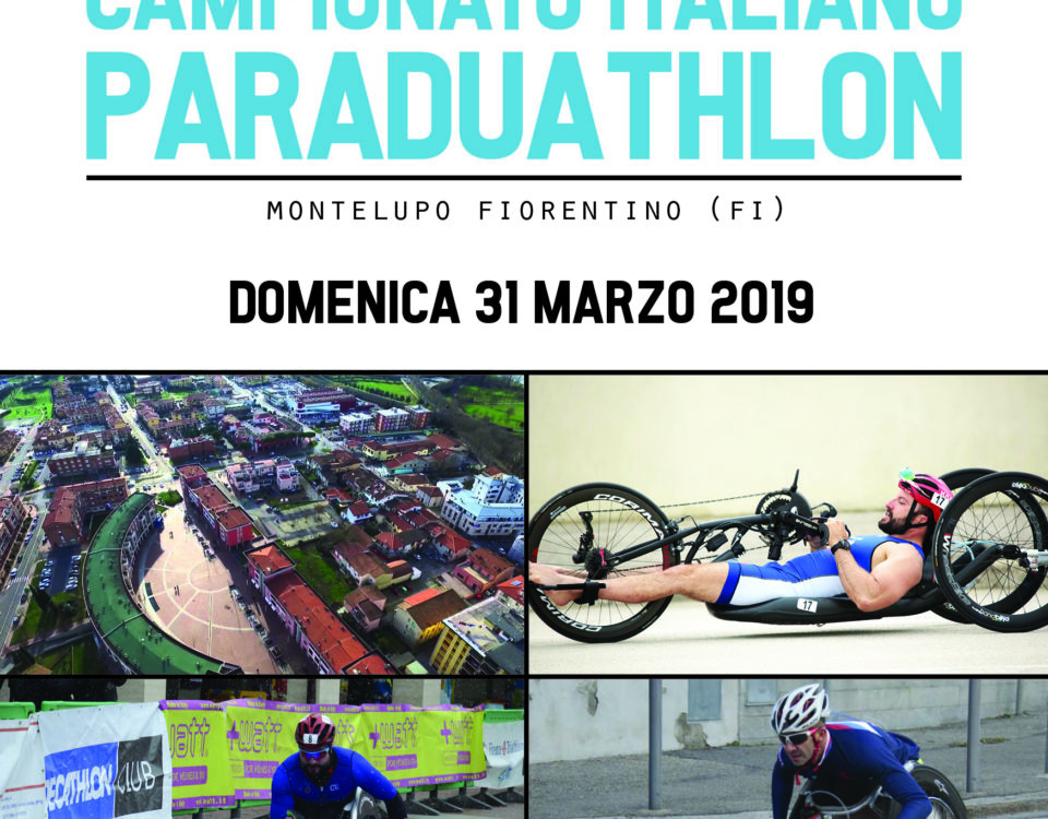 Flyer Firenze Triathlon _paraduathlon_